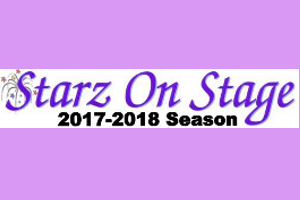 Starz on Stage logo