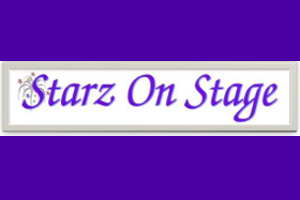 starz on stage with purple bars