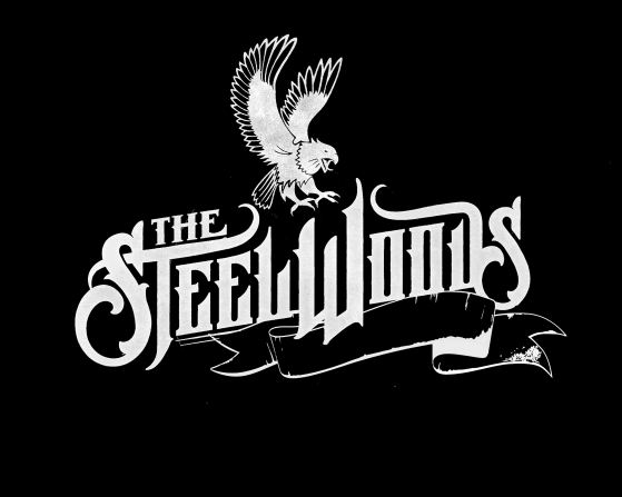 Steel Woods Band Logo