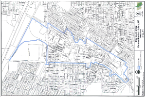 map of downtown helena